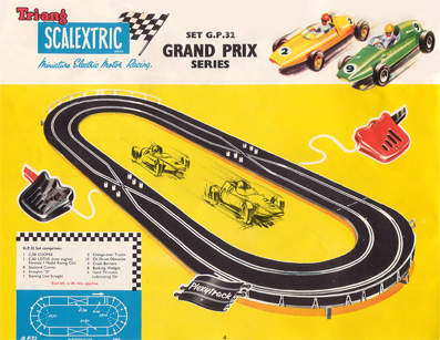 Set GP.32 - Grand Prix Series