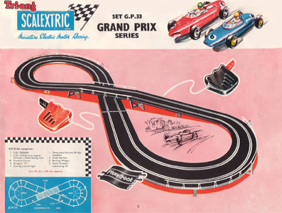 Set GP.33 - Grand Prix Series