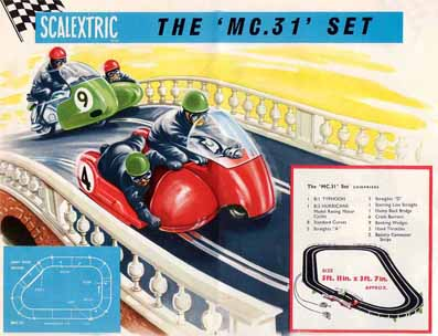 Set MC.31 - Motor Cycle Series