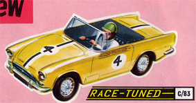 Sunbeam Tiger (Race Tuned)