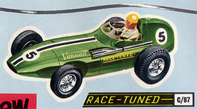 Vanwall (Race Tuned)