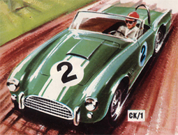 AC Cobra (Construction Kit)