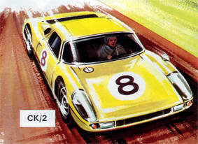 Porsche 904 (Construction Kit)