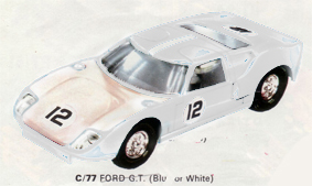 Ford GT40 (Race Tuned)