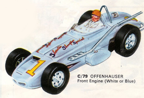 Offenhauser (Front Engine) (Race Tuned)