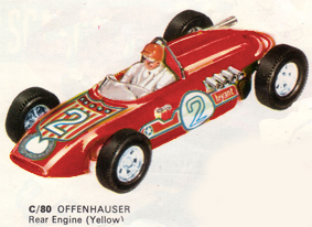 Offenhauser (Rear Engine) (Race Tuned)
