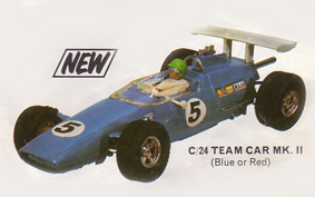 Team Car Mk.II