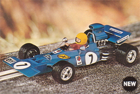 Tyrrell Ford