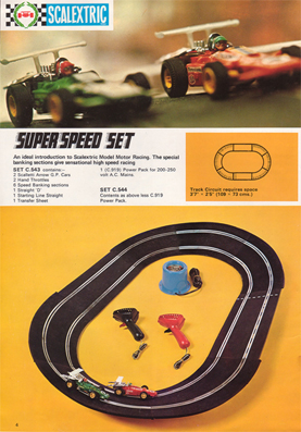 Super Speed Set