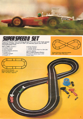 Super Speed 8 Set