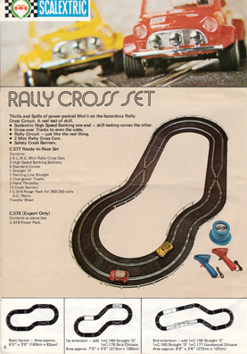 Rally Cross Set