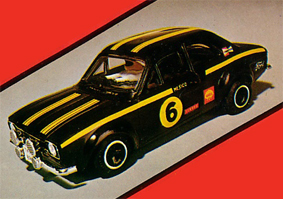 Ford Escort Mexico Special Build