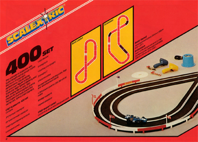 Scalextric 400 Set