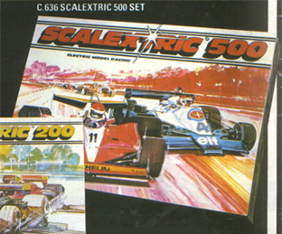 Scalextric 500 Set