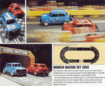 Banger Racing Set