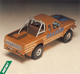 Datsun 4x4 King Cab - Falcon