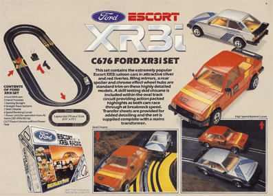 Ford XR3i Set
