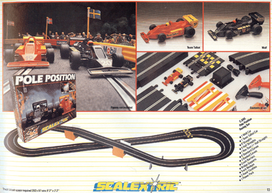 Pole Position Racing Set