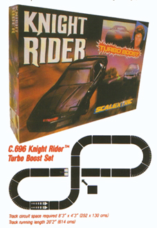 Knight Rider - Turbo Boost Set