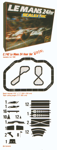 Le Mans 24 Hour Set