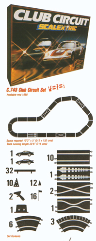 Club Circuit Set