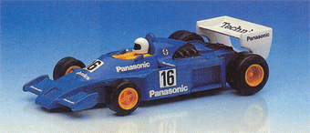 Renault RS01 - Panasonic