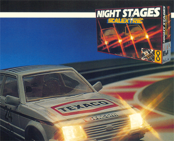 XR3i Night Stages Set