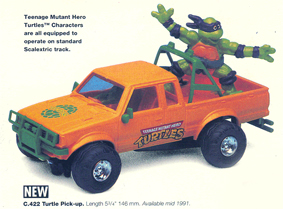 TMNT - Turtle Pick-up