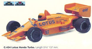 Lotus Honda Turbo