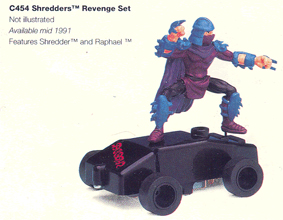 TMNT - Shredders Revenge Set