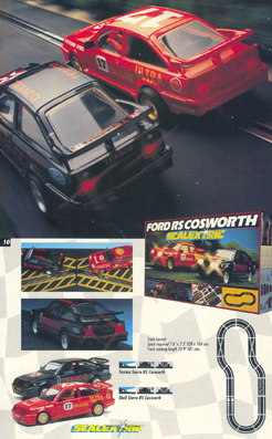Ford RS Cosworth Set