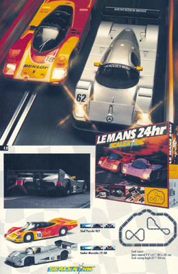 Le Mans 24 Hr Set