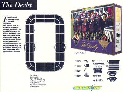 The Derby Set (Horse Racing)