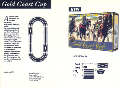 Gold Coast Cup Set (Horse Racing)