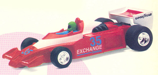 Single Seat Racer - Exchange Services