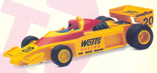 Single Seat Racer - Watts Racing
