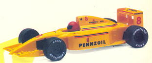 Single Seat Racer - Pennzoil