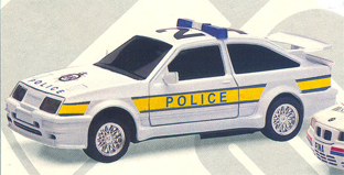 Ford RS Cosworth - Police Car