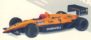 USA Racer - Team Duracell