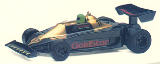 Single Seat Racer - Gold Star