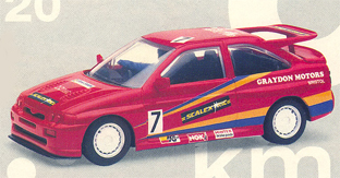 Ford Escort Cosworth - Barry Squibb