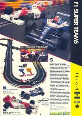 F1 Super Teams Set