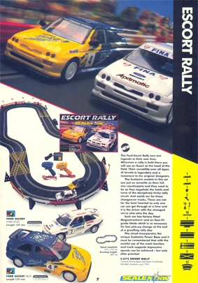 Escort Rally Set