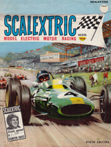 Scalextric - Model Electric Motor Racing - Sixth Edition