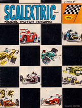 Scalextric - Model Motor Racing - Eighth Edition