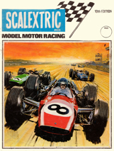 Scalextric - Model Motor Racing - Tenth Edition