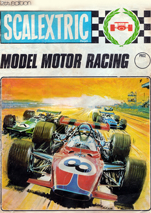 Scalextric - Model Motor Racing - 12th Edition