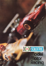 Scalextric - Model Motor Racing