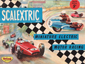 Scalextric - Miniature Electric Motor Racing - Forth Edition